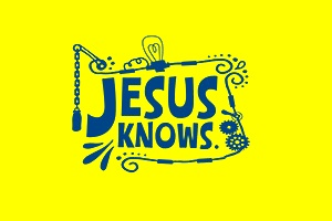Jesus Knows All