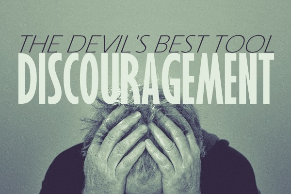 Discouragement: The Devil's Best Tool (Sermon Series)