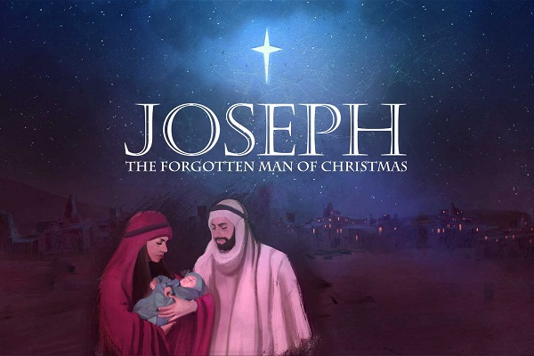 Joseph: The Forgotten Man of Christmas
