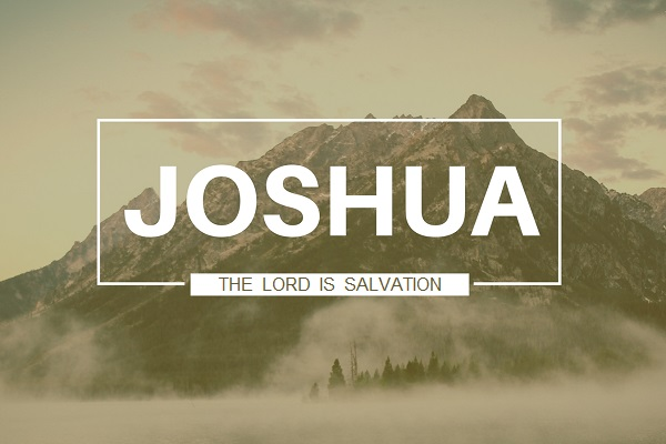 Joshua (Sermon Series)